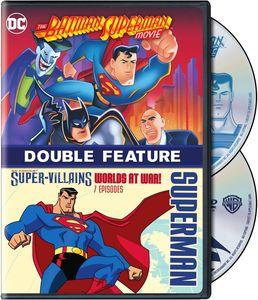The Batman-Superman Movie Super Villains: Worlds At War