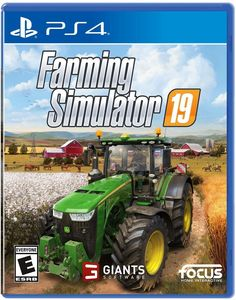 Farming Simulator 19 for PlayStation 4