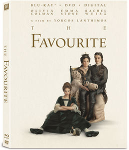 The Favourite , Olivia Colman