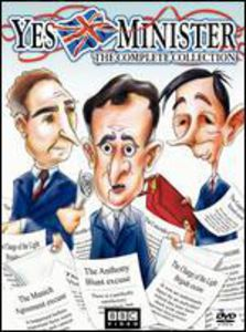 Yes Minister: The Complete Collection