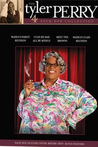 The Tyler Perry 4-Pack DVD Collection