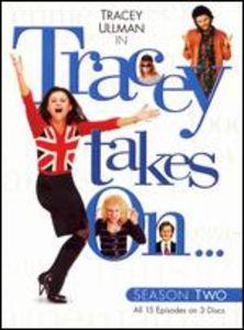 Tracey Takes on: Season 2