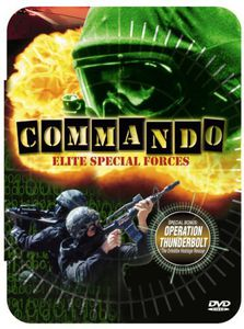Commando-Special Elite Forces