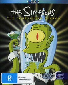 Simpsons: Season 14 [Import]