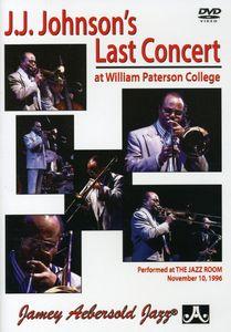 J.J. Johnson's Last Concert