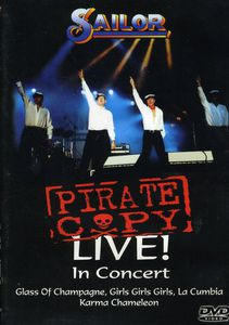 Live: Pirate Copy [Import]