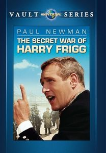 The Secret War of Harry Frigg , Paul Newman