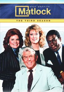 Matlock: The Third Season , David Ogden Stiers