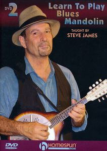 Learn to Play Blues Mandolin: Volume 2