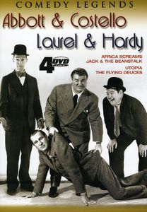 Abbott and Costello /  Laurel and Hardy