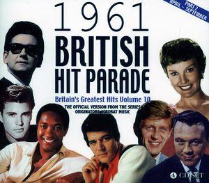 1961 British Hit Parade Part 2: April-September