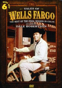 Tales of Wells Fargo: The Best of the Final Season in Color