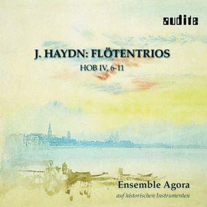 Flute Trios Hob IV 6-11