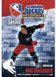 Academie Du Hockey McDonald's /  Saison 4 [Import]