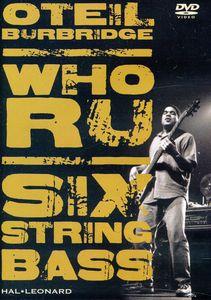 Who R: Six String Bass