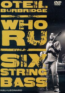 Who R: Six String Bass