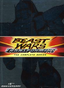 Beast Wars: Transformers: The Complete Series