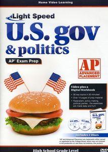 Us Gov & Politics Ap Exam Prep
