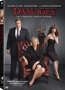 Damages: The Complete Fourth Season