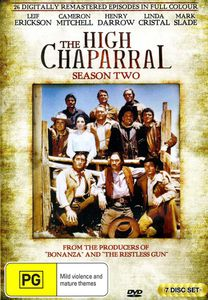 High Chaparral-Season 2 [Import]