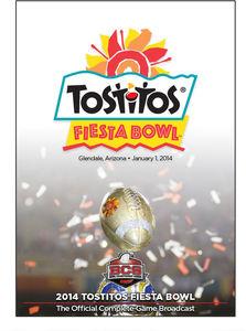 2014 Tostitos Fiesta Bowl