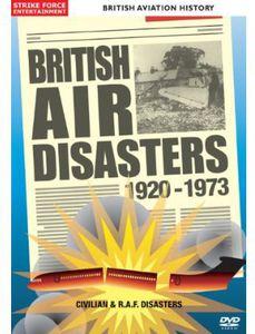 British Air Disasters 1920-73 [Import]
