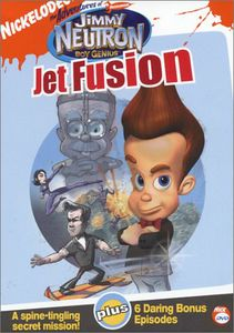 The Adventures of Jimmy Neutron: Boy Genius: Jet Fusion