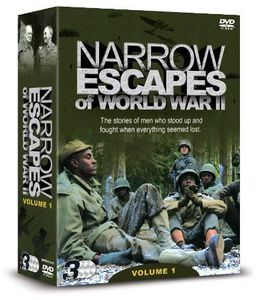Vol. 1-Narrows Escapes of WWII [Import]