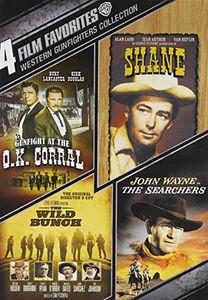 4 Film Favorites: Western Gunfighters