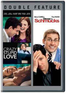 Crazy Stupid Love /  Dinner for Schmucks