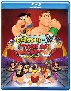 The Flintstones and WWE: Stone Age Smackdown!