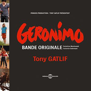 Gatlif, Tony : Geronimo /  O.S.T.