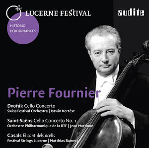 Pierre Fournier - Works for Cello