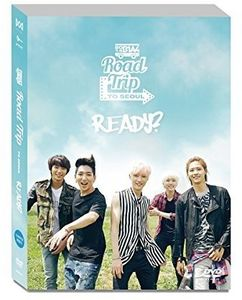 2014 B1A4 Road Trip to Seoul-Ready: Live DVD [Import]