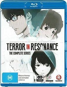 Terror in Resonance Complete Series [Import]