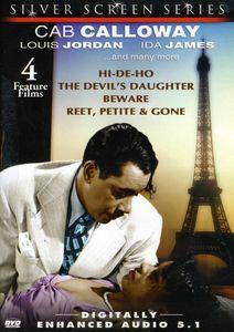 4 Feature Films: Hi-De-Ho /  The Devil's Daughter /  Beware /  Reet, Petite and Gone