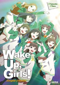 Wake Up Girls TV