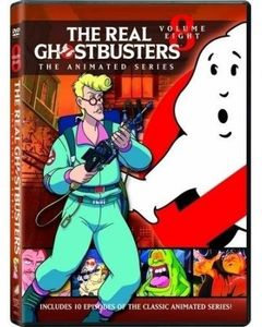 The Real Ghostbusters: Volume 8