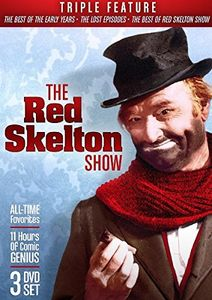 Red Skelton Triple Feature