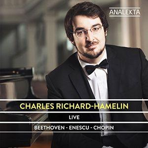 Live: Beethoven Enescu & Chopin
