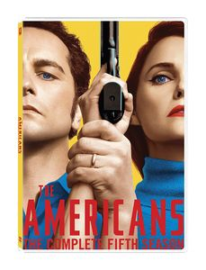 The Americans: The Complete Fifth Season