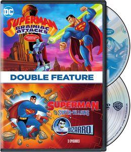 Superman: Brainiac Attacks/ Super Villains: Bizarro