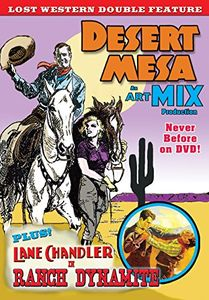 Lost Western Double Feature