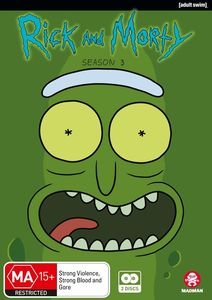 Rick & Morty: Season 3 [Import]