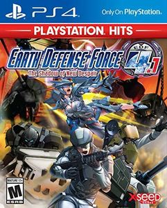 Earth Defense Force 4.1 - Playstation Hits Edition