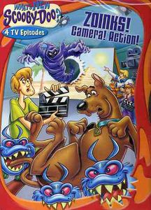 What's New Scooby-Doo?: Volume 8: Zoinks! Camera! Action!