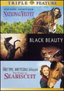 National Velvet /  Black Beauty /  The Story of Seabiscuit