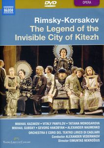 Legend of the Invisible City of Kitezh