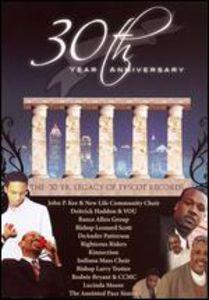 Tyscot's 30th Year Anniversary