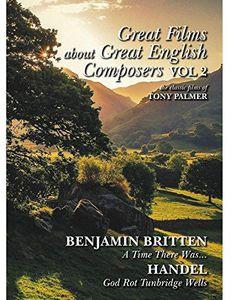 Great English Composers Vol 2: Britten & Handel [Import]